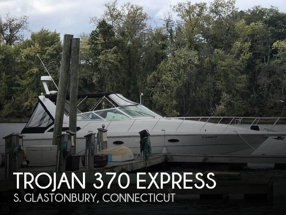 1993 Trojan 370 Express