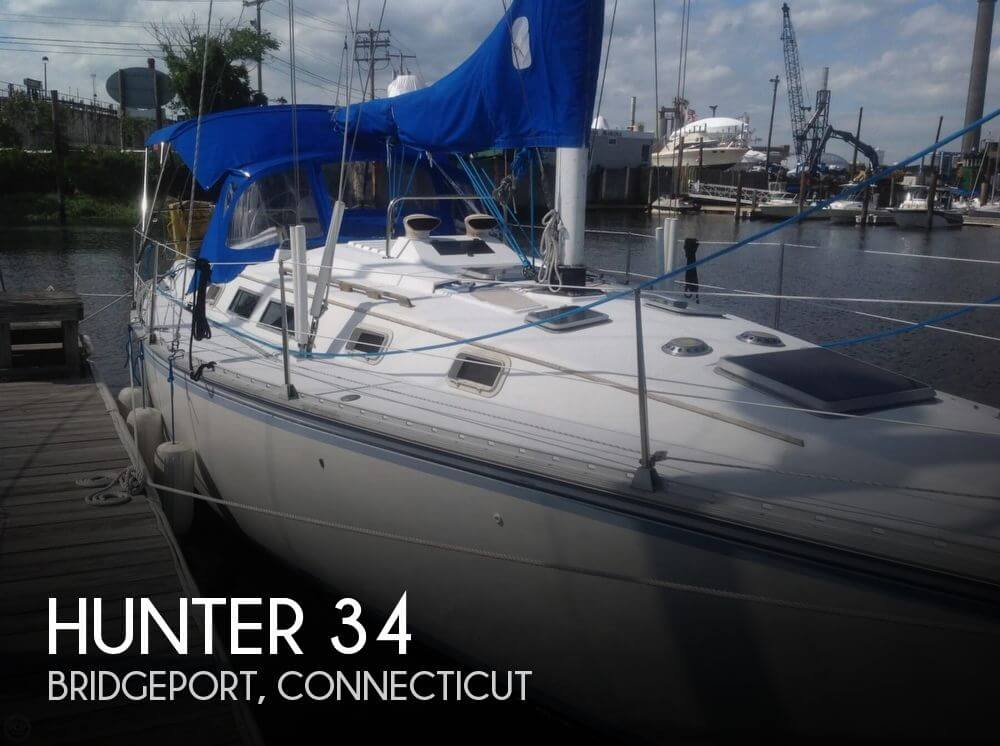 1983 HUNTER 34 for sale