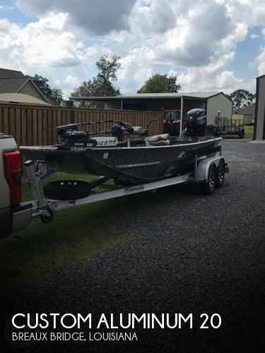 Used Breaux Boats For Sale by owner   2015 Breaux 20