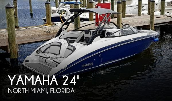 Used Yamaha Power boats For Sale by owner | 2017 Yamaha 24