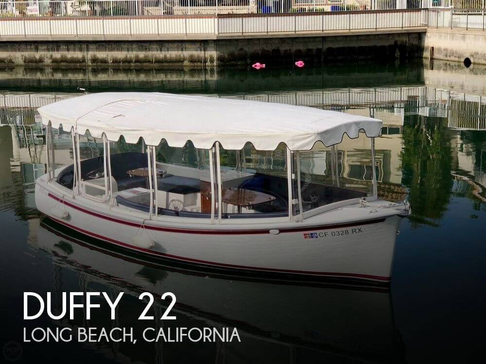 Used DUFFY Boats For Sale by owner | 2014 Duffy 22