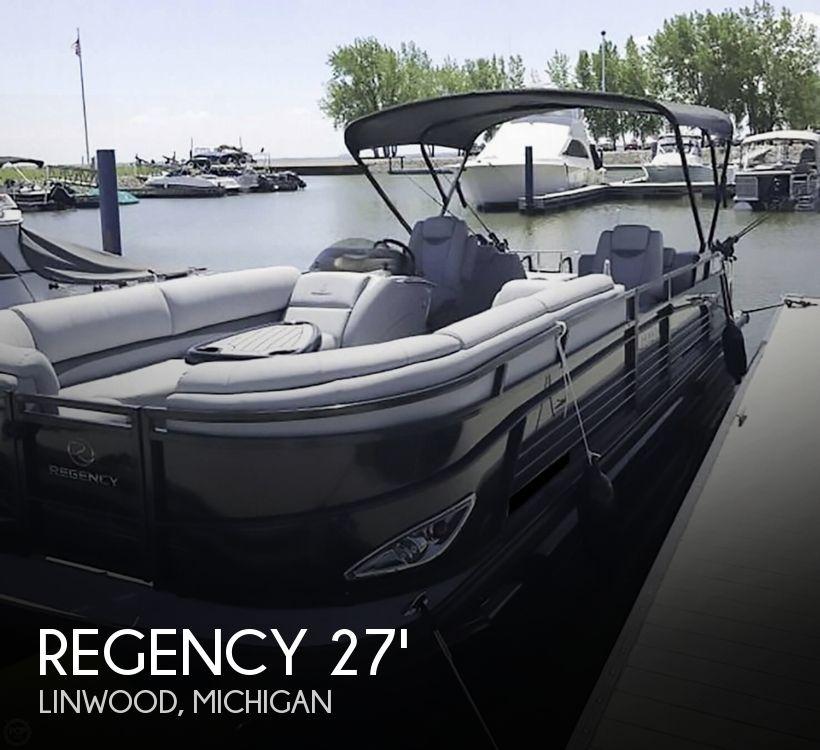 Used Regency Boats For Sale by owner | 2017 Regency 254 LE3 Sport Edition