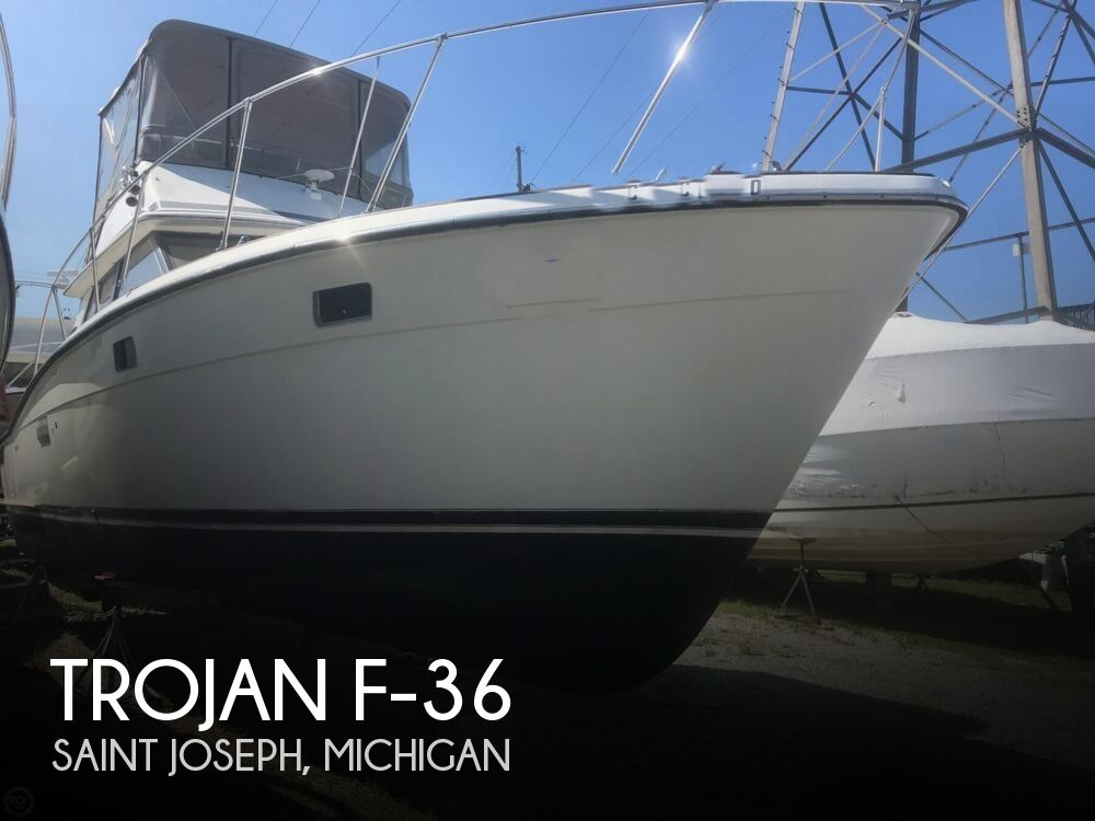 1973 Trojan boat for sale, model of the boat is F-36 & Image # 1 of 40