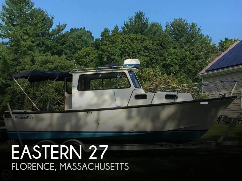 Used Eastern Boats For Sale by owner | 1997 Eastern 27
