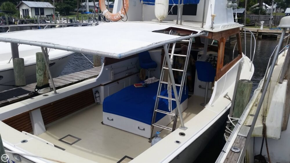 1979 Vineyard Haven boat for sale, model of the boat is Hawk 30 & Image # 5 of 40