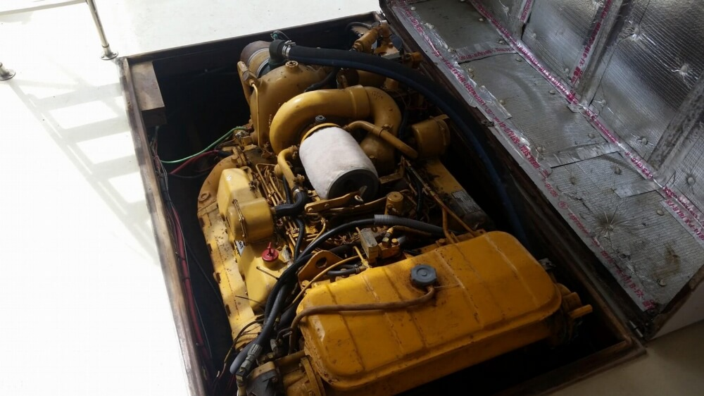 1979 Vineyard Haven boat for sale, model of the boat is Hawk 30 & Image # 9 of 40