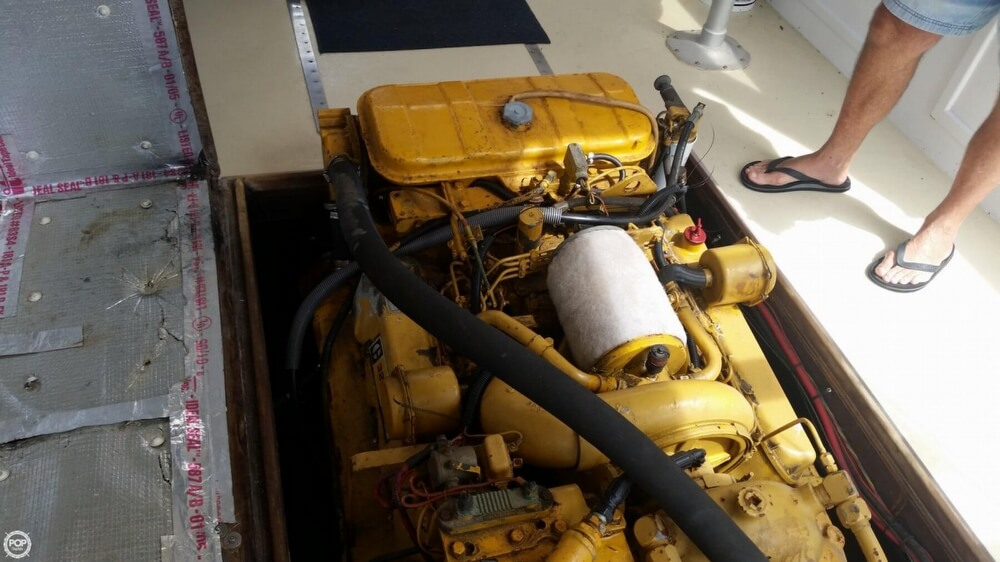 1979 Vineyard Haven boat for sale, model of the boat is Hawk 30 & Image # 34 of 40