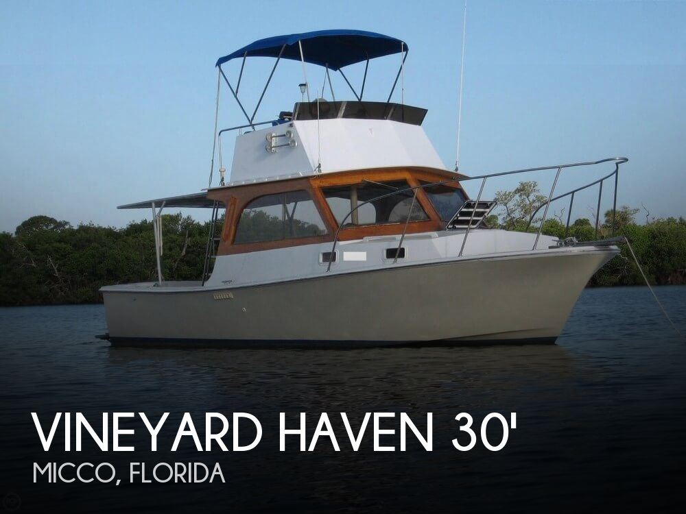 1979 Vineyard Haven boat for sale, model of the boat is Hawk 30 & Image # 1 of 40
