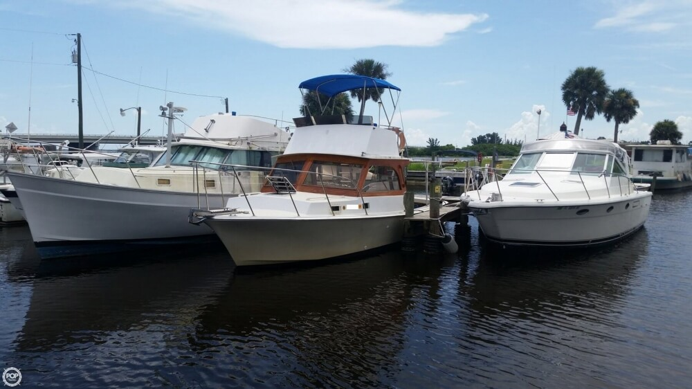 1979 Vineyard Haven boat for sale, model of the boat is Hawk 30 & Image # 2 of 40