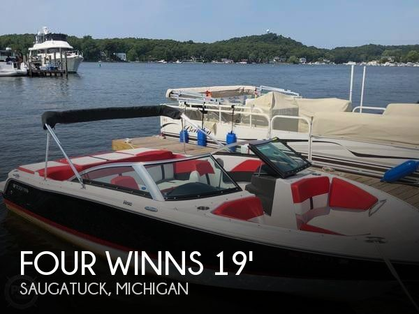 Used Boats For Sale in Grand Rapids, Michigan by owner | 2014 Four Winns 19