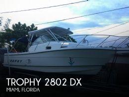 2000 Trophy 2802 DX