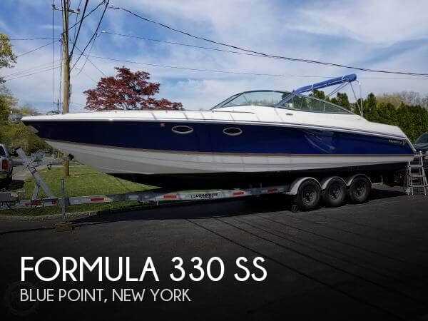 Used Formula Boats For Sale in New York by owner | 2002 Formula 33