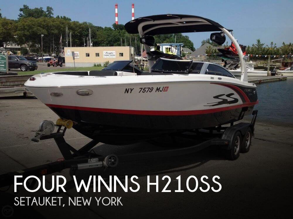 Used Four Winns 22 Boats For Sale by owner | 2013 Four Winns 22