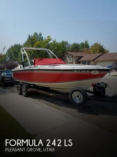 Used High Performance Boats For Sale in Salt Lake City, Utah by owner | 1987 Formula 24