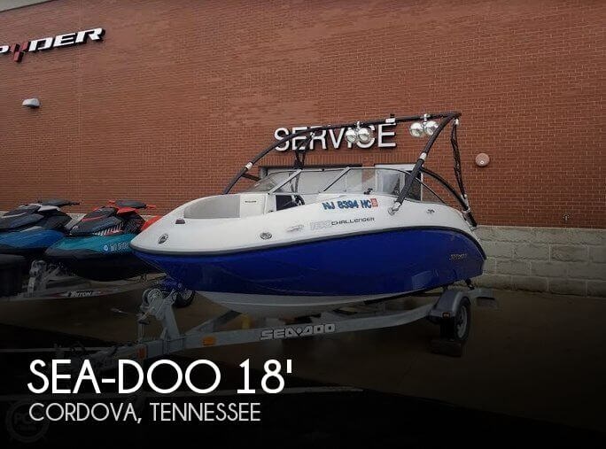Used Boats For Sale in Memphis, Tennessee by owner | 2011 Sea-Doo Challenger 180