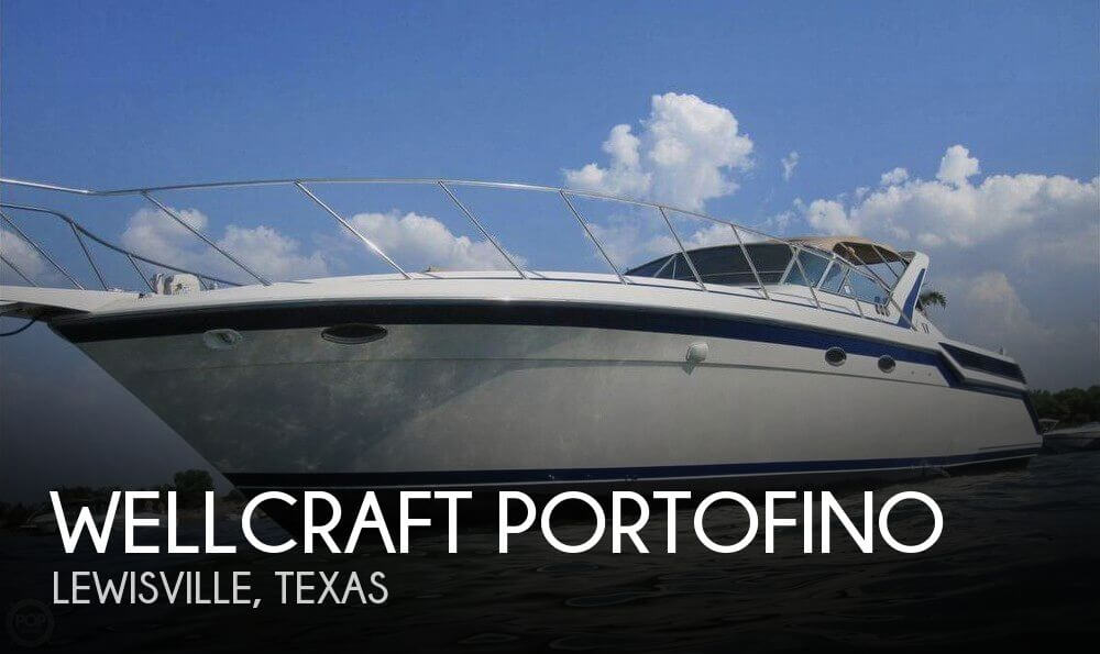 Used Wellcraft Boats For Sale in Texas by owner | 1988 Wellcraft 39