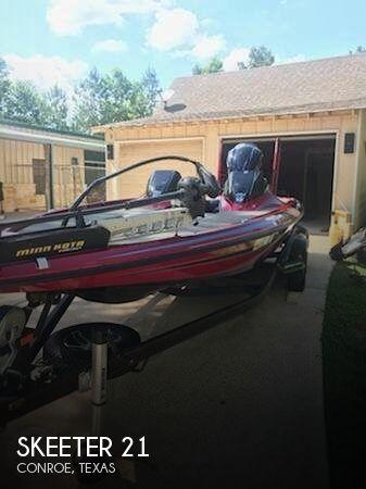 Used Skeeter Boats For Sale in Texas by owner | 2016 Skeeter 21