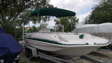 Hurricane FunDeck 201, 20', for sale - $19,000