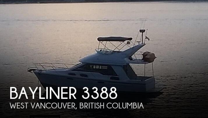 Used Bayliner Motoryachts For Sale by owner | 1999 Bayliner 36