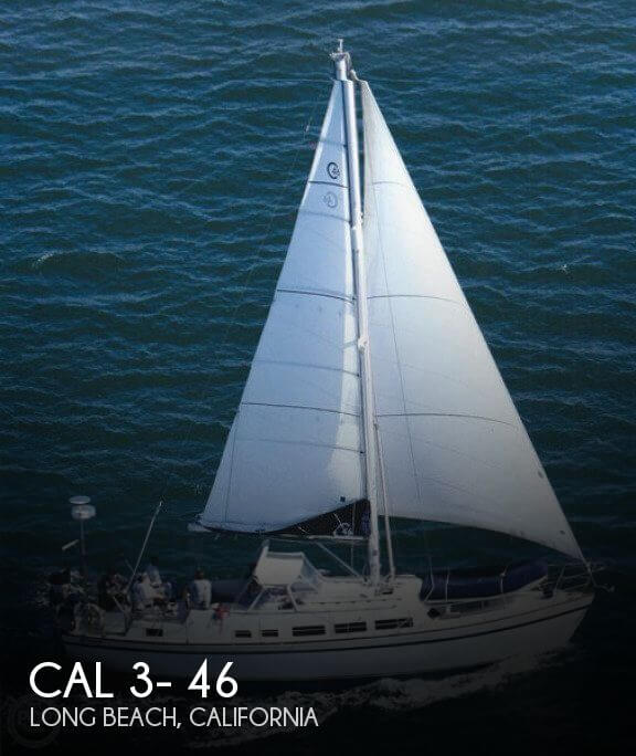 Used Cal Boats For Sale by owner | 1978 CAL 46