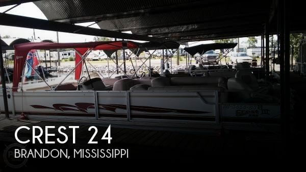 Used Crest Boats For Sale by owner | 2004 Crest 24