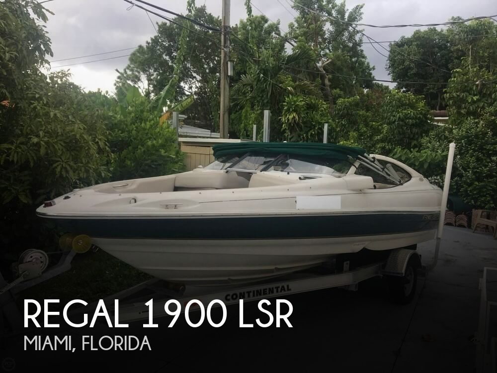 Used Regal 19 Boats For Sale by owner | 2000 Regal 19