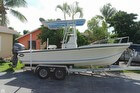 1998 Dusky Marine 203 Open Fisherman - #1