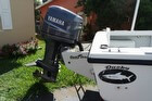 1998 Dusky Marine 203 Open Fisherman - #4