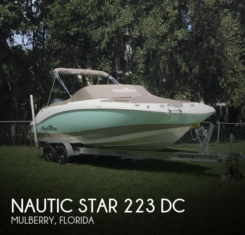 Used Nautic Star Boats For Sale by owner | 2018 Nautic Star 22