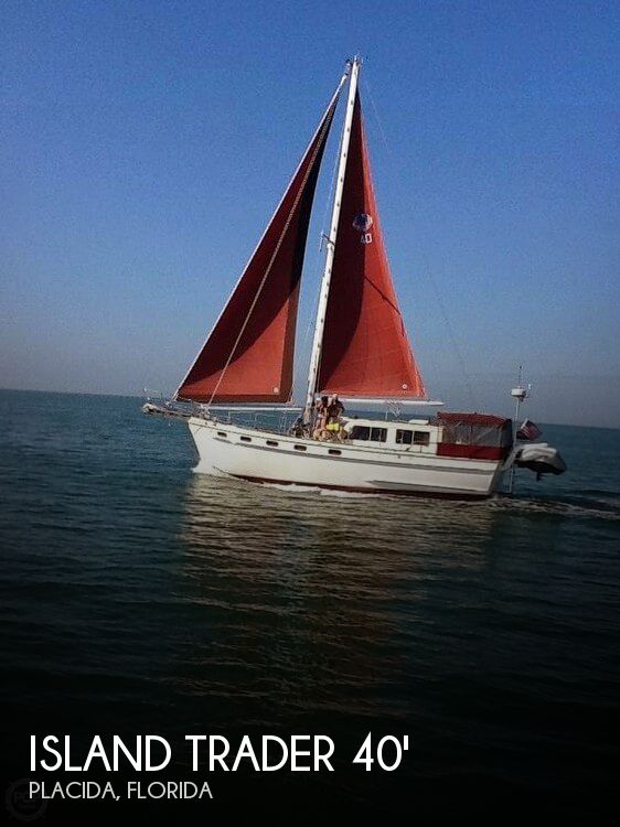 Used Island Trader Sailboats For Sale by owner | 1982 Island Trader 39