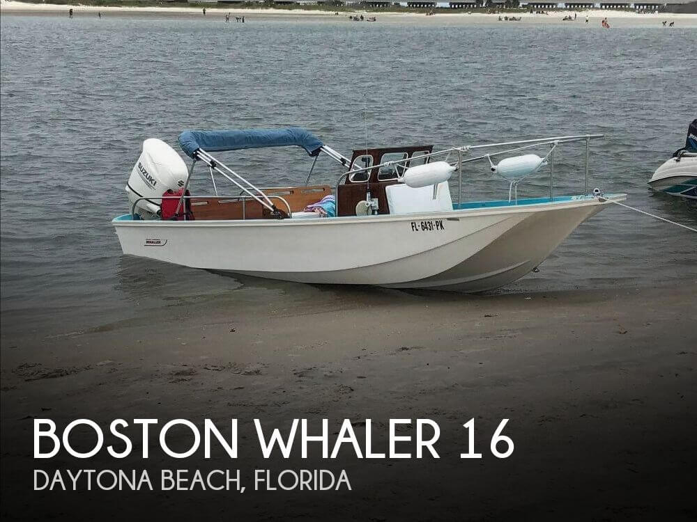 Used Boston Whaler 16 Boats For Sale by owner | 1973 Boston Whaler 16