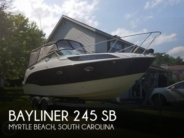 Used Boats For Sale in Utica, New York by owner | 2009 Bayliner 25
