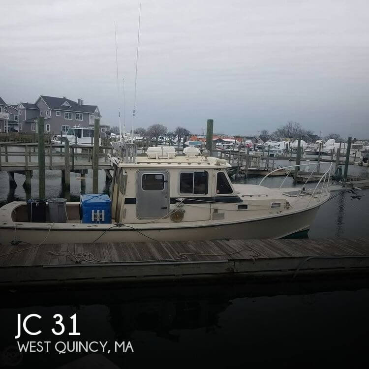 Used JC Boats For Sale by owner | 1984 JC 31