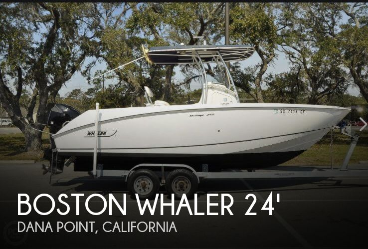 Used Boston Whaler 23 Boats For Sale by owner | 2003 Boston Whaler 23