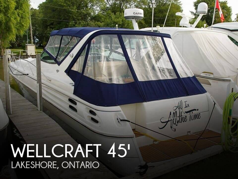 Used Wellcraft Boats For Sale by owner | 1996 Wellcraft 45
