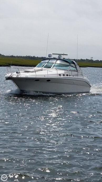 Sea Ray 370 Sundancer, 37', for sale - $75,900