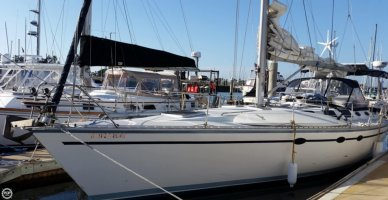 Hunter Legend 45, 46', for sale - $72,300