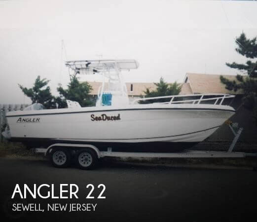 Used Angler Boats For Sale by owner | 2006 Angler 22
