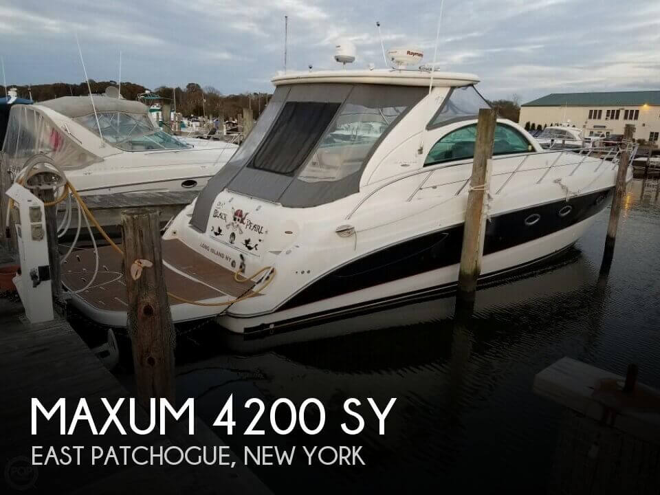 Used Maxum Boats For Sale by owner | 2003 Maxum 4200 SE