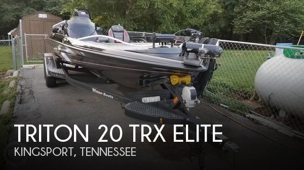 Used Boats For Sale in Asheville, North Carolina by owner | 2015 Triton 20