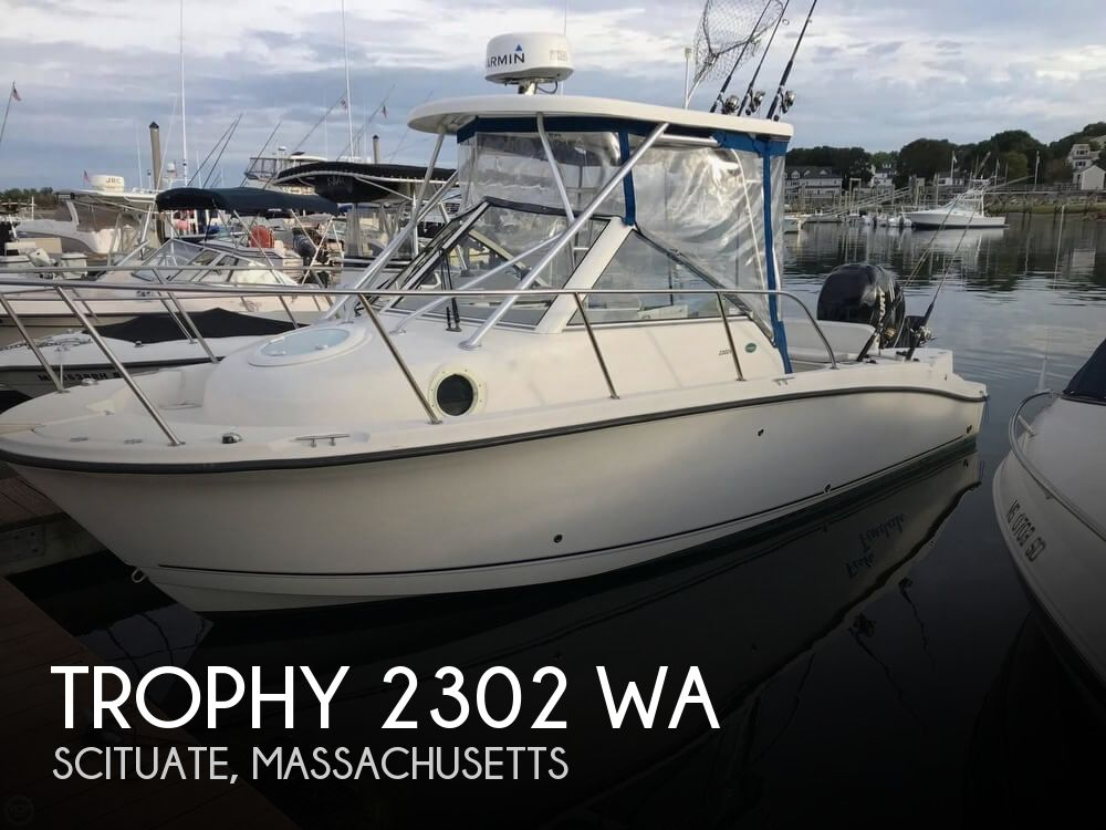Used Trophy Boats For Sale by owner | 2011 Trophy 23