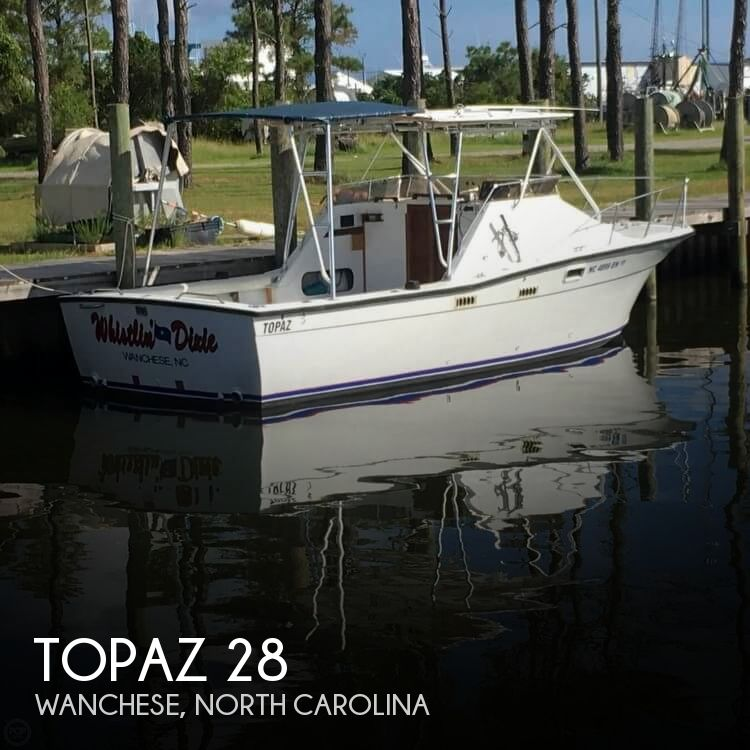 Used Topaz Boats For Sale by owner | 1981 Topaz 27
