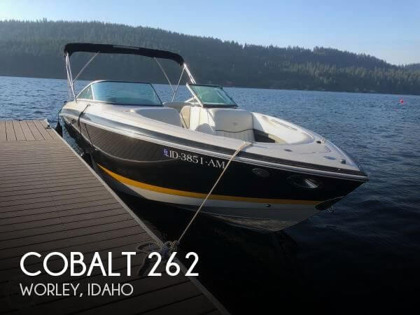 Used Cobalt Boats For Sale by owner | 2007 Cobalt 26