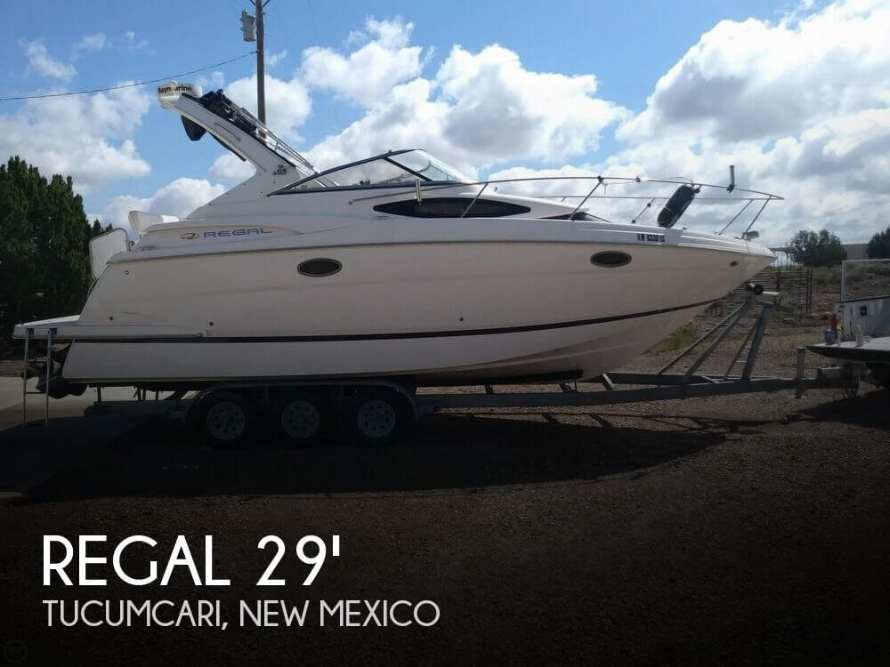 Used Boats For Sale in New Mexico by owner | 2007 Regal 29