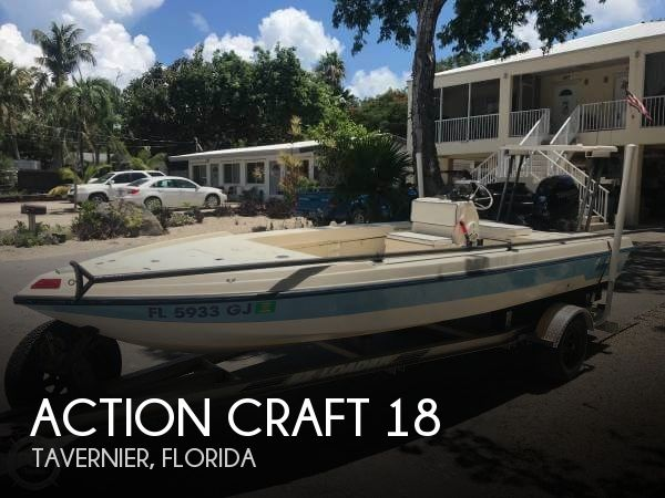 Used Action Craft Boats For Sale by owner | 1990 Action Craft 18