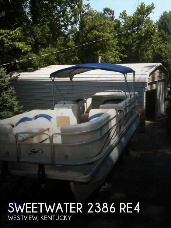 Used Sweetwater Boats For Sale by owner | 2007 Sweetwater 23