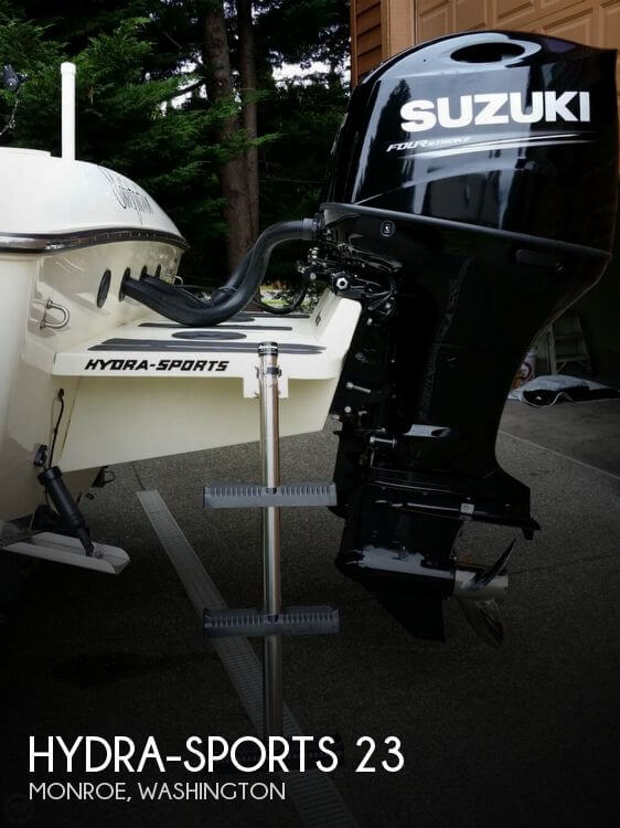 Used Hydra-Sports Boats For Sale by owner | 1997 Hydra-Sports 23