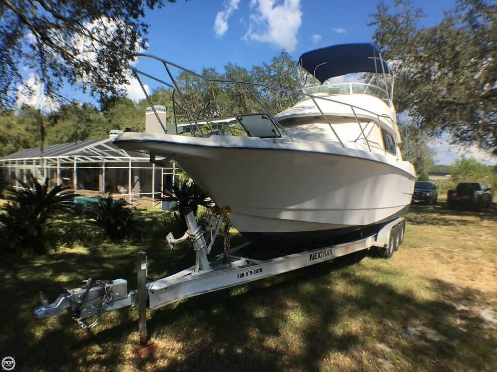 2004 Bayliner boat for sale, model of the boat is 288 Classic & Image # 2 of 40