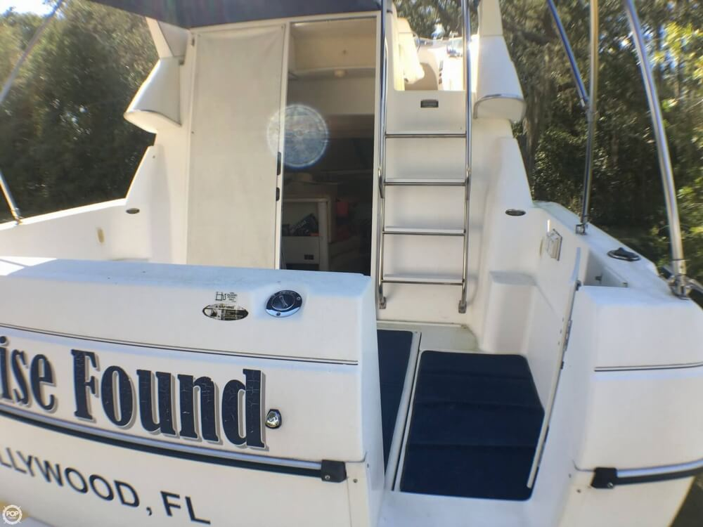 2004 Bayliner boat for sale, model of the boat is 288 Classic & Image # 39 of 40