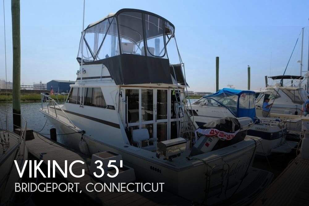 Used Viking Boats For Sale by owner | 1979 Viking 35